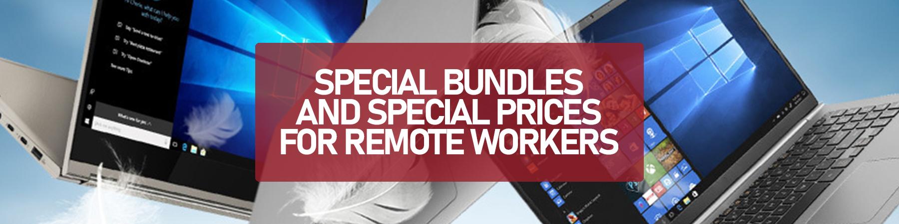 remote worker bundle