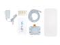 Cisco Meraki Go GR60 - Radio access point - 802.11ac Wave 2 - Wi-Fi - Dual Band - DC power