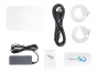 Cisco Meraki Go GX20 - Security appliance - 4 ports - GigE - desktop