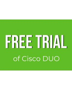 Cisco Duo Free Trial
