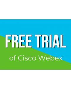 Cisco Webex 90-Day Free Trial