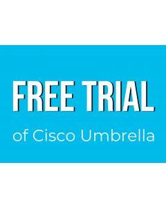 Cisco Umbrella Free Trial